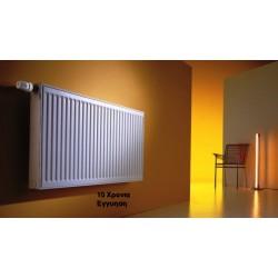 Θερμαντικο Σωμα Καλοριφερ KERMI Kompakt Πανελ (Panel) 22/600/1100 2270 Kcal/h